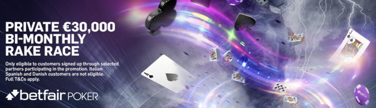 betfair Poker Deal